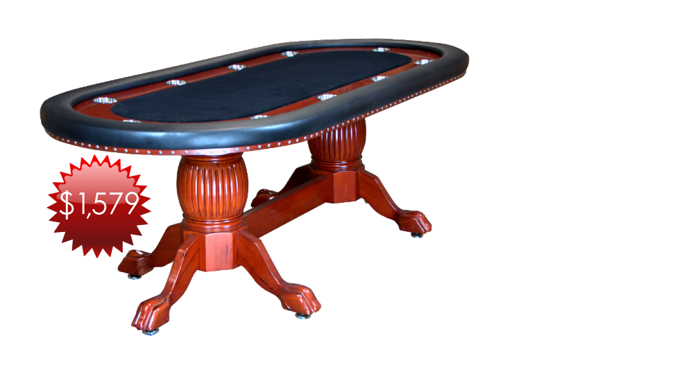 Rockwell Furniture Poker Table