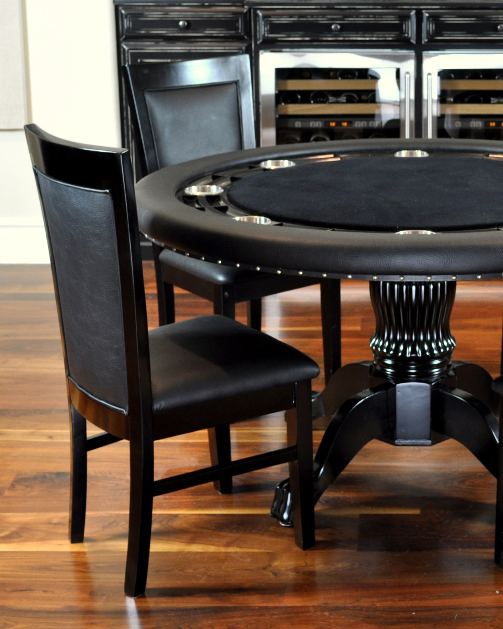 Nighthawk round poker table welcome to tables canada