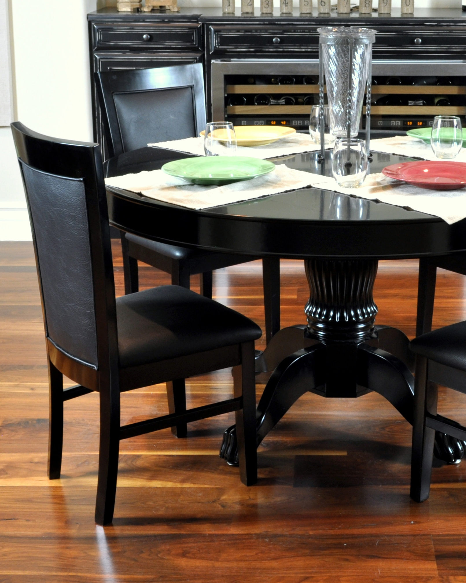 Nighthawk Round Poker Table – Wel e to Poker Tables Canada