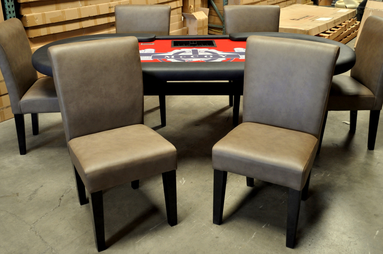 Matching Chairs Set Of 2 Welcome To Poker Tables Canada